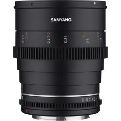 обектив Samyang 24mm T1.5 VDSLR MK2 - Canon EOS M