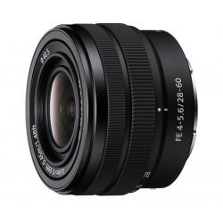 Lens Sony FE 28-60mm f / 4-5.6