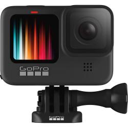 Camera GoPro HERO9 Black + Charger GoPro Dual Battery Charger + Battery for HERO9 Black