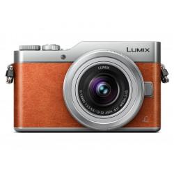 фотоапарат Panasonic Lumix GX880 (оранжев) + обектив Panasonic 12-32mm f/3.5-5.6