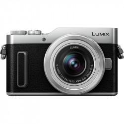 фотоапарат Panasonic Lumix GX880 (сребрист) + обектив Panasonic 12-32mm f/3.5-5.6
