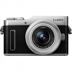 Camera Panasonic Lumix GX880 (silver) + Panasonic 12-32mm f / 3.5-5.6 lens