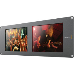 "монитор Blackmagic SmartView Duo 8"" LCD Monitors"