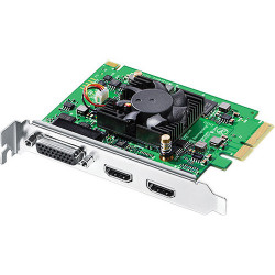 Video Device Blackmagic Intensity Pro 4K capture card