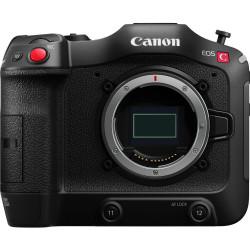 камера Canon EOS C70 + адаптер Canon EF-EOS R 0.71x Mount Adapter