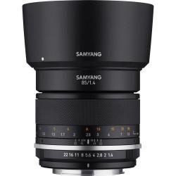Lens Samyang MF 85mm f / 1.4 WS MK2