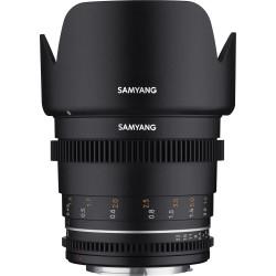 Lens Samyang 50mm T1.5 VDSLR MK2