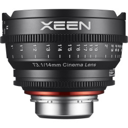 обектив Samyang XEEN 14mm T3.1 - Canon EF