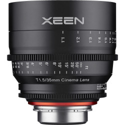 обектив Samyang XEEN 35mm T1.5 - Canon EF