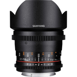 Samyang 10mm T3.1 VDSLR ED AS NCS CS II - MFT