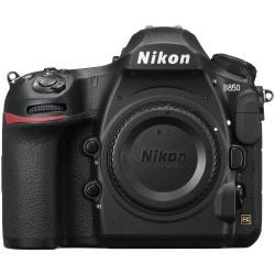 DSLR camera Nikon D850 + Lens Nikon AF-S Nikkor 24-120mm f / 4 G ED VR
