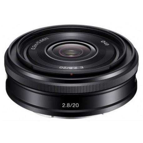 Sony SEL 20mm f/2.8