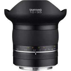 Samyang XP 10mm f/3.5 - Nikon F