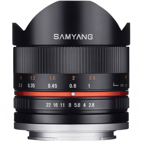 8mm f/2.8 UMC Fish-eye II