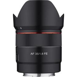 Lens Samyang AF 35mm f / 1.8 FE - Sony E (FE)
