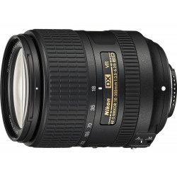 обектив Nikon AF-S 18-300mm f/3.5-6.3G ED DX VR (употребяван)