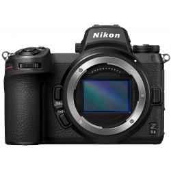 фотоапарат Nikon Z6 II + обектив Nikon NIKKOR Z 24-200mm f/4-6.3 VR + адаптер Nikon FTZ (адаптер за F обективи към Z камера)