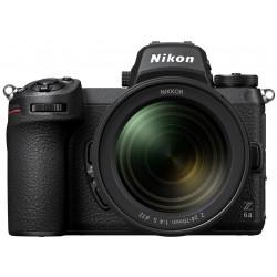 фотоапарат Nikon Z6 II + обектив Nikon Z 24-70mm f/4 S + видеоустройство Atomos Shinobi