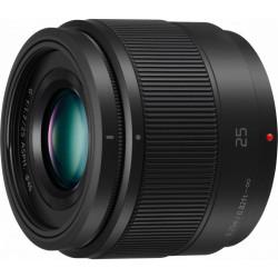 обектив Panasonic Lumix G 25mm f/1.7 (употребяван)