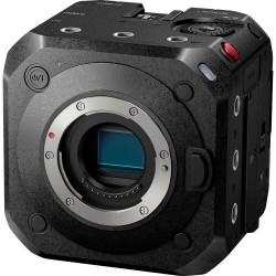 Camera Panasonic LUMIX BGH1 Cinema 4K Box Camera + Lens Laowa 7.5mm f / 2 C-Dreamer - mFT (Black)