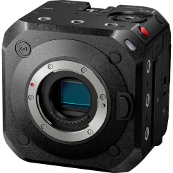 камера Panasonic LUMIX BGH1 Cinema 4K Box Camera + видеоустройство Atomos Ninja V