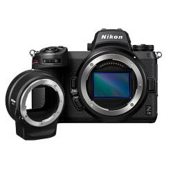 фотоапарат Nikon Z7 II + адаптер Nikon FTZ