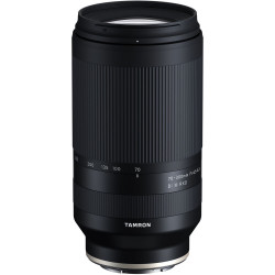 Lens Tamron 70-300mm f / 4.5-6.3 Di III RXD - Sony E (FE)