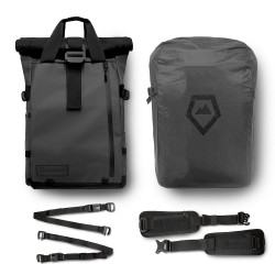 WANDRD PRVKE 21L Backpack Travel Bundle (черен)