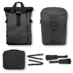 Backpack WANDRD PRVKE 21L Backpack Photo Bundle V2 (black)