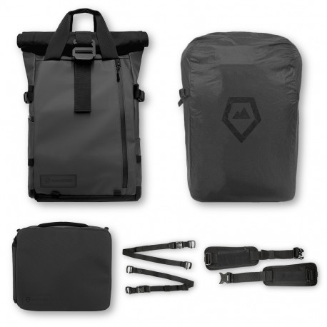 WANDRD THE PRVKE 21L BACKPACK PHOTO BUNDEL V2 BLACK