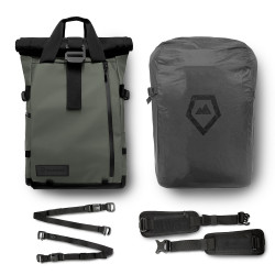 WANDRD PRVKE 21L Backpack Travel Bundle (зелен)