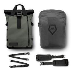 WANDRD PRVKE 21L Backpack Travel Bundle (green)