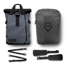 WANDRD PRVKE 21L Backpack Travel Bundle (blue)