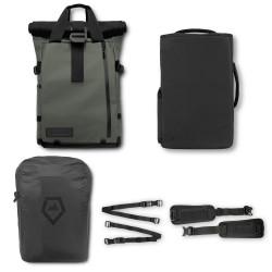 WANDRD PRVKE 21L Backpack Pro Photo Bundle (green)