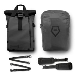 WANDRD PRVKE 31L Backpack Travel Bundle (black)