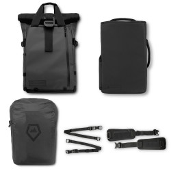 WANDRD PRVKE 31L Backpack Pro Photo Bundle (black)