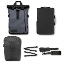 WANDRD PRVKE 31L Backpack Pro Photo Bundle (blue)