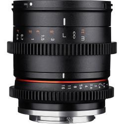 Lens Samyang 35mm T1.3 AS UMC CS - Sony E