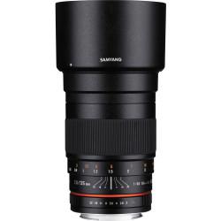 Samyang 135mm f/2 ED UMC - Fujifilm X