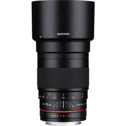 Samyang 135mm f / 2 ED UMC - Fujifilm X