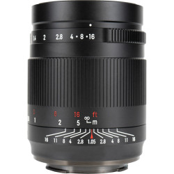 обектив 7artisans 50mm f/1.05 - Sony E (FE)