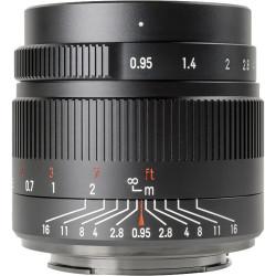 Lens 7artisans 35mm f / 0.95 - Canon EOS M