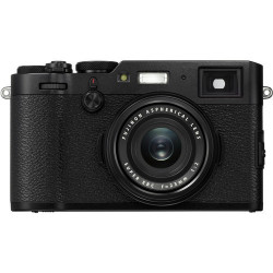 фотоапарат Fujifilm X100F Black (употребяван)