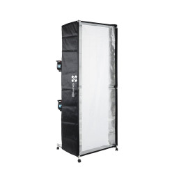 софтбокс Quadralite Column Softbox 100x200 см