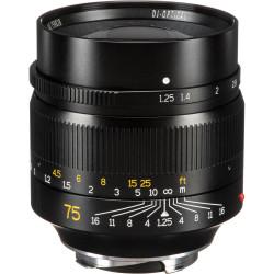обектив 7artisans 75mm f/1.25 - Leica M