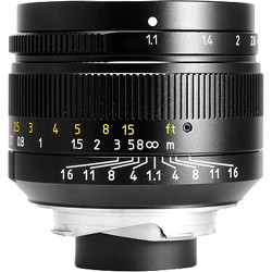 обектив 7artisans 50mm f/1.1 - Leica M