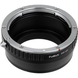 адаптер FotodioX Canon EF/EF-S - Sony E