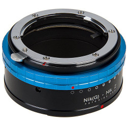 адаптер FotodioX Pro Nikon G-Type F - Nikon Z