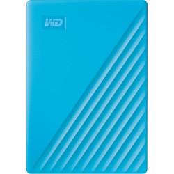 Western Digital 4TB My Passport USB 3.2 Gen 1 (blue)
