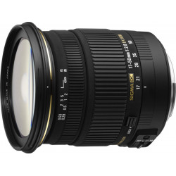 обектив Sigma 17-50mm f/2.8 EX DC HSM OS - Nikon (употребяван)